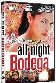 All Night Bodega Poster