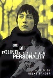 Die Allseitig reduzierte Persönlichkeit - Redupers Poster