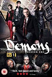 Demons Poster - TV Show Forum, Cast, Reviews