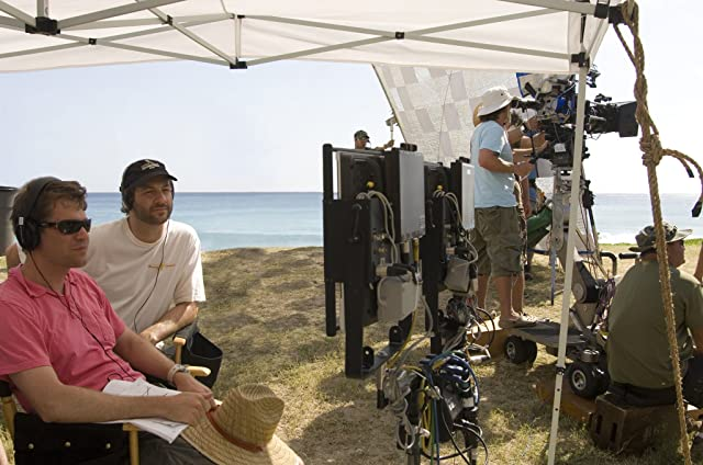 Judd Apatow and Nicholas Stoller in Forgetting Sarah Marshall (2008)