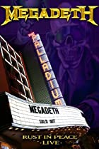 Image of Megadeth: Rust in Peace Live