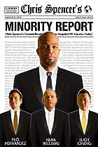 Chris Spencer's Minority Report (2010) Poster