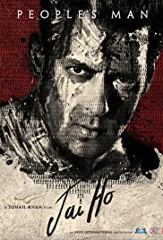 Jai Ho (2014) Poster - Movie Forum, Cast, Reviews
