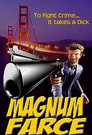 Bill Plympton Presents: Magnum Farce Poster