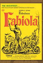 Fabiola (1949) Poster - Movie Forum, Cast, Reviews