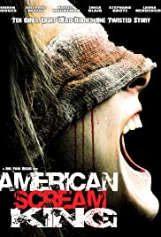 American Scream King (2010) Poster - Movie Forum, Cast, Reviews