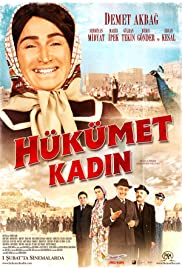 Hükümet Kadin (2013) Poster - Movie Forum, Cast, Reviews