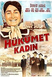 Hükümet Kadin(2013) Poster - Movie Forum, Cast, Reviews
