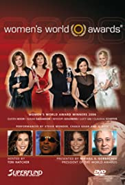 2006 Women's World Awards Poster