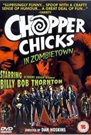 Chopper Chicks in Zombietown Poster