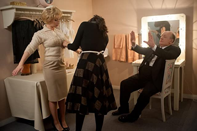 Anthony Hopkins and Scarlett Johansson in Hitchcock (2012)