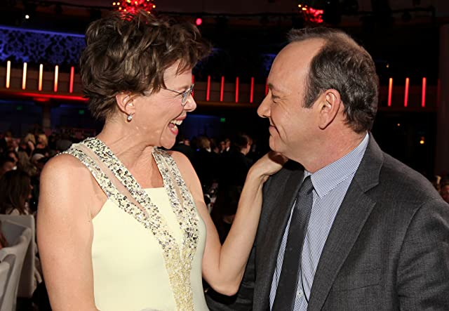 Kevin Spacey and Annette Bening