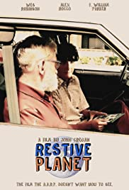 Restive Planet Poster