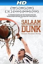 Salaam Dunk Poster