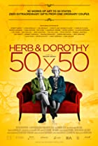 Herb & Dorothy 50X50 (2013) Poster