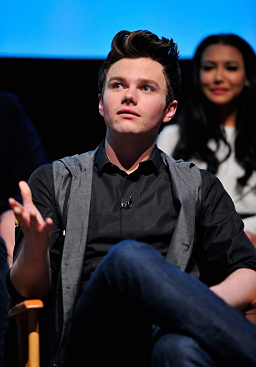 Chris Colfer at an event for Glee (2009)