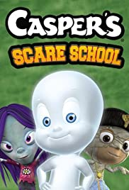 casper scare school. casper\u0027s scare school poster casper .