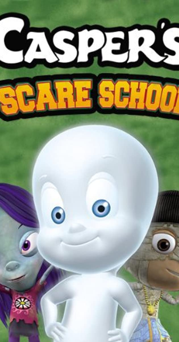 casperand 39 s scare school characters. image of casper\u0027s scare school casperand 39 s characters