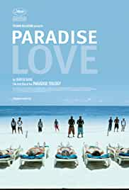 Paradise: Love film poster