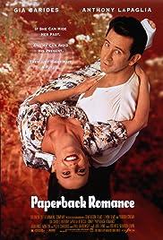 Paperback Romance Poster