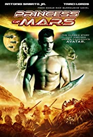 Princess of Mars (2009) Poster - Movie Forum, Cast, Reviews