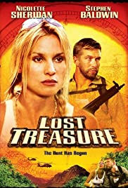 Lost Treasure Poster