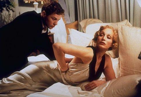 Ryan Phillippe and Kristin Scott Thomas in Gosford Park (2001)