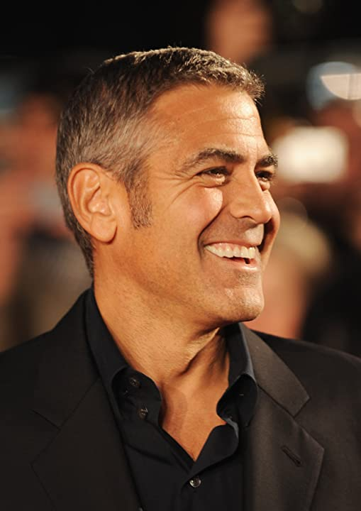 George Clooney at The Men Who Stare at Goats (2009)