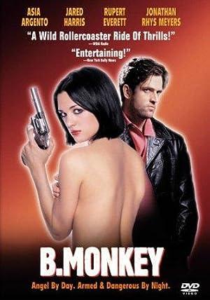 B. Monkey poster