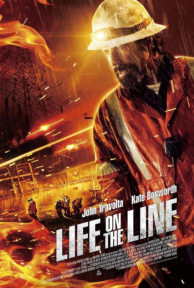 Aukštalipio gyvenimas / Life on the Line (2015)