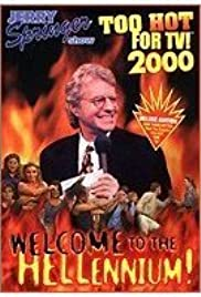 Jerry Springer: Too Hot for TV! (1998) Poster - Movie Forum, Cast, Reviews
