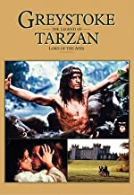 Greystoke The Legend of Tarzan Lord of the Apes(1984)