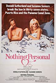 Nothing Personal (1980) Poster - Movie Forum, Cast, Reviews
