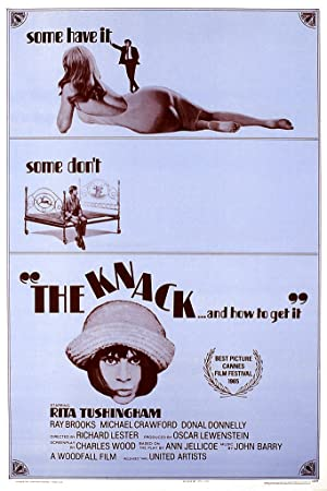 Watch The Knack... and How to Get It 1965  Kopmovie21.online