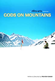 Gods on Mountains Poster