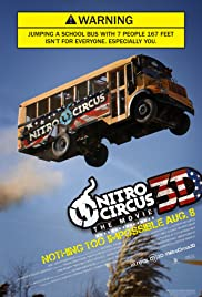 Nitro Circus: The Movie (2012) Poster - Movie Forum, Cast, Reviews