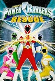Power Rangers Lightspeed Rescue Poster - TV Show Forum, Cast, Reviews