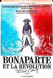 Bonaparte et la révolution Poster