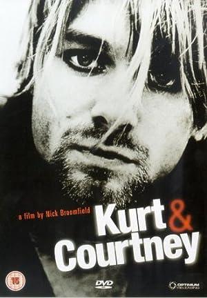 Kurt & Courtney poster