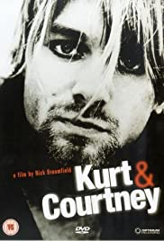 Kurt & Courtney (1998) Poster - Movie Forum, Cast, Reviews