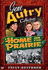 Home on the Prairie Poster