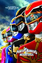 Image of Power Rangers Megaforce
