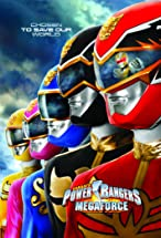 Primary image for Power Rangers Megaforce