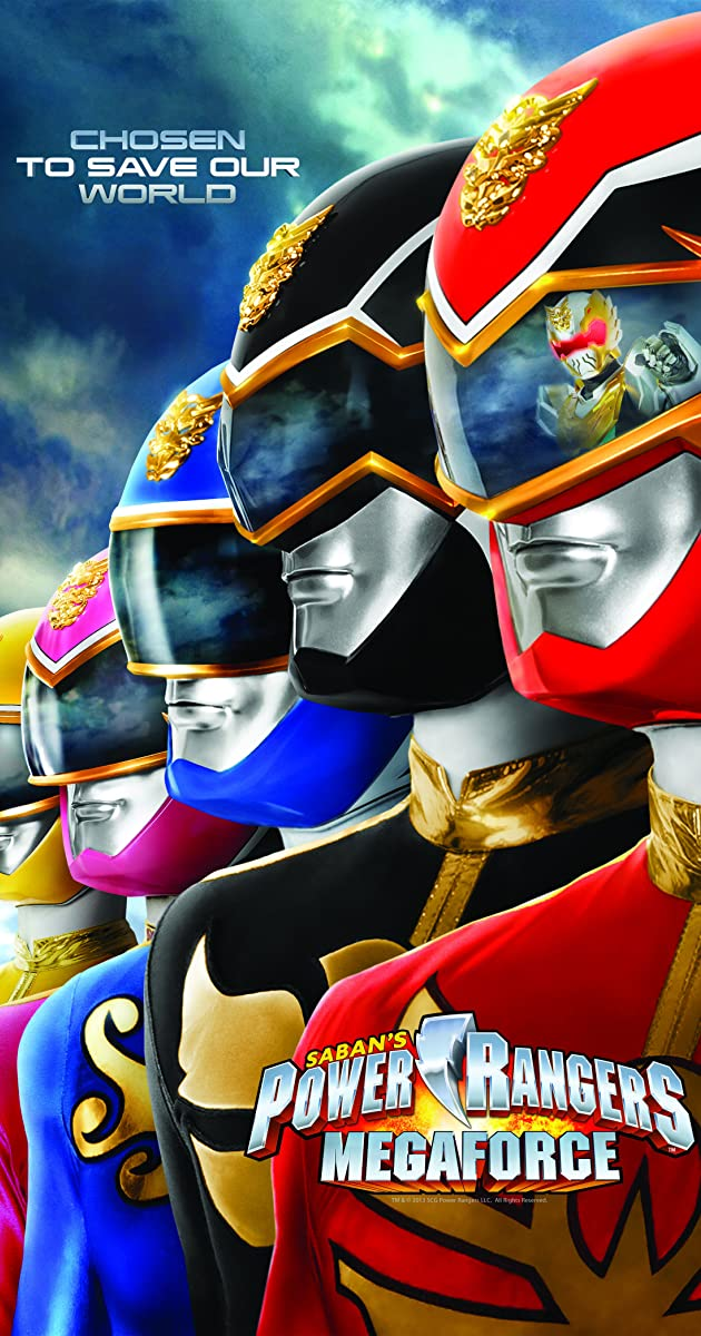 Power Rangers Megaforce (TV Series 2013–2014) - IMDb