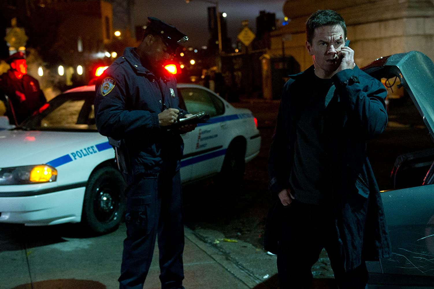 Mark Wahlberg in Broken City (2013)