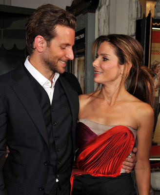 Sandra Bullock and Bradley Cooper at All About Steve (2009)
