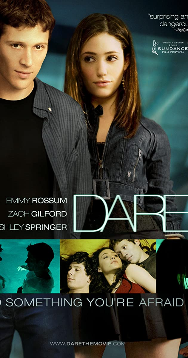 Dare movie emmy rossum threesome