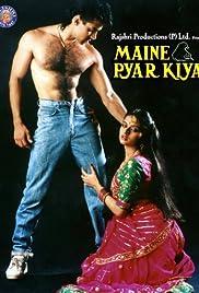 Maine Pyar Kiya(1989) Poster - Movie Forum, Cast, Reviews