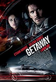 Getaway (2013) Poster - Movie Forum, Cast, Reviews