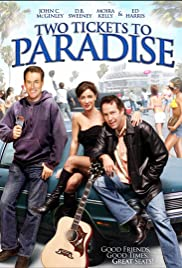 Two Tickets to Paradise Poster